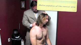 getlinkyoutube.com-Gonstead adjustment of the cervical spine and extremities