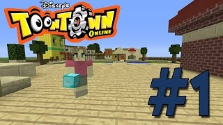 getlinkyoutube.com-The making of Toontown on Minecraft - By Little Comet, C.J. & Myself