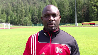 Vídeo George Weah