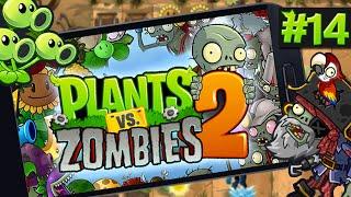getlinkyoutube.com-해적선,비치 스테이지 공략하기! 식물대좀비 투! 14편(plants vs zombies 2) - 모바일 Mobile [양띵TV삼식]