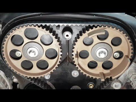 Jak wymienic rozrzad Opel Astra G 1.6 16V x16xel | krok po kroku | wersja skrocona
