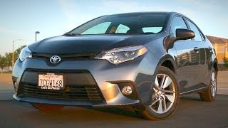 getlinkyoutube.com-2016 Toyota Corolla - Review and Road Test