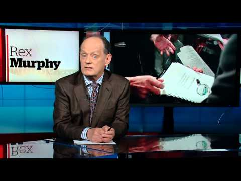 Rex Murphy: Mike Duffy and that $90,000 cheque