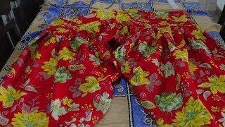 getlinkyoutube.com-How To Cut and Stitch  Semi Patiala Salwar (easy way)