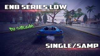 getlinkyoutube.com-ENB Series Low + Lens Flares Para GTA San Andreas HD
