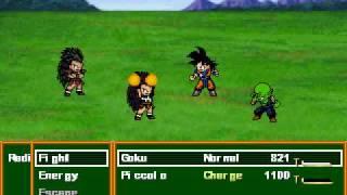 getlinkyoutube.com-Dragon Ball Z Rpg Maker 2003 Part 2