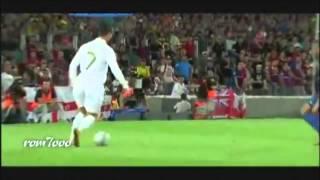 getlinkyoutube.com-Cristiano Ronaldo 2012 gols e dribles