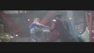 Street Fighter (1994)   Final Fight Redux   Van Damme Vs Raul Julia (HD)