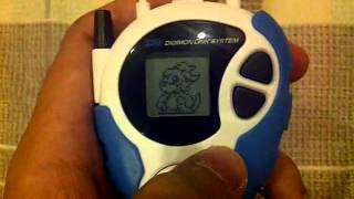 Japanese D-3 Digivice (Ver.1) Review
