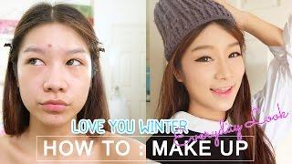 getlinkyoutube.com-แต่งหน้า Love You Winter เมื่อลมหนาวมาเยือน   นางพญาปลวก