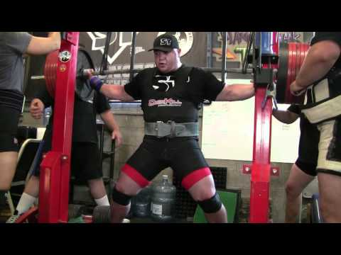 SuperTraining.TV: Squat Night 9-20-2011 | Commentary