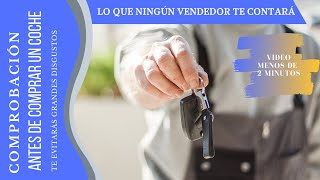 getlinkyoutube.com-comprobación antes de comprar un coche, para saber si consume aceite GRAN CONSEJO!!