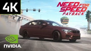 Need for Speed Payback - 4K 60 FPS PC Gameplay