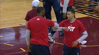getlinkyoutube.com-NBA Bloopers: The Starters
