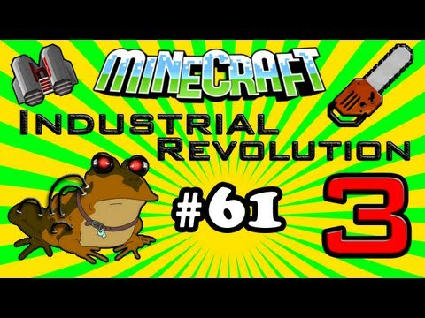 Minecraft: Industrial Revolution 3 - 61: Preparation Complete