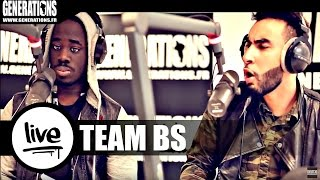 Team BS - Case Départ (Live des Studios de Generations)