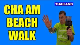 getlinkyoutube.com-Cha am Beach road walk