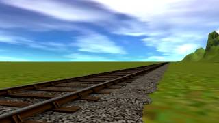 getlinkyoutube.com-TATMR Chase in Trainz!