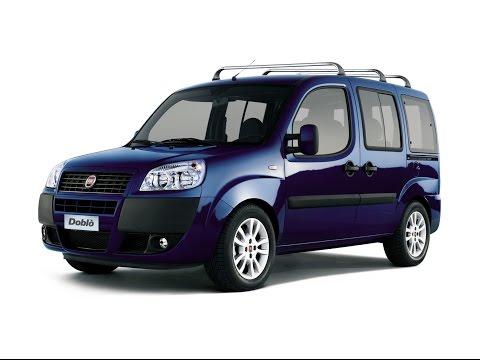 Замена лобового стекла на Fiat Doblo в Казани.