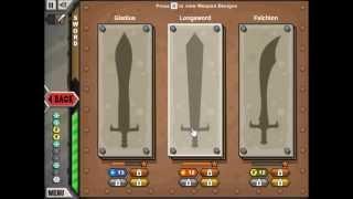 getlinkyoutube.com-Jacksmith (Armor Games) #8 - Еще одна форма меча