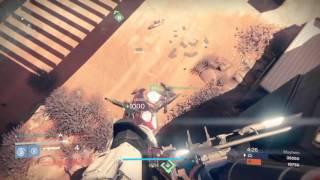 Destiny: Bolt Caster Gameplay Mayhem Clash