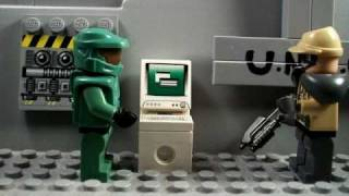 getlinkyoutube.com-Lego Halo: outpost 21
