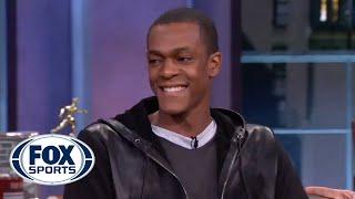 getlinkyoutube.com-Rajon Rondo on the surprising Celtics and former teammates