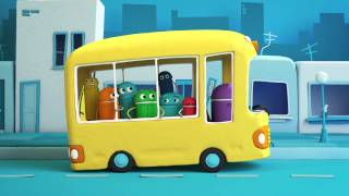 "getlinkyoutube.com-""The Wheels on the Bus"" Classic Songs by StoryBots"
