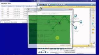 getlinkyoutube.com-Cisco Packet Tracer Activity  3.2.1.7 - Configuring VLANs