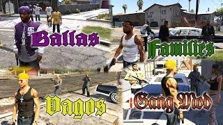 getlinkyoutube.com-GTA 5 - GangMod part 2