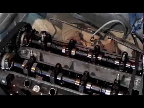 Метки и замена ремня ГРМ Форд Фиеста 1.25 v16