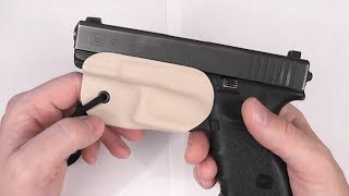 "getlinkyoutube.com-Aegis Armory ""Guardian"" Trigger Guard with ClipDraw"