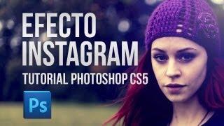 getlinkyoutube.com-Efecto Instagram Tutorial Photoshop CS5