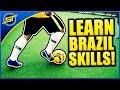 Learn Neymar Skills Tutorial World Cup 2014 ★ HD