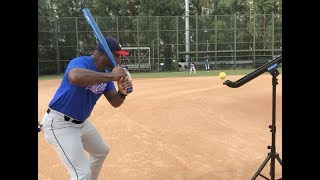 OneFitCity Plays Baseball Sixes with the HKBA!