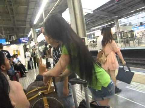 osang show in JAPAN 2 with DJ DURANO JAYCEE PARKER JENIFFER LEE & ANTOINETTE TAUS (part 7)