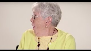 74 Year-Old Young Women Leader Gets the Surprise of Her Life