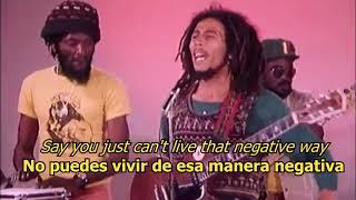Positive Vibration - Bob Marley (LYRICS/LETRA) (Reggae+Video) (HD)