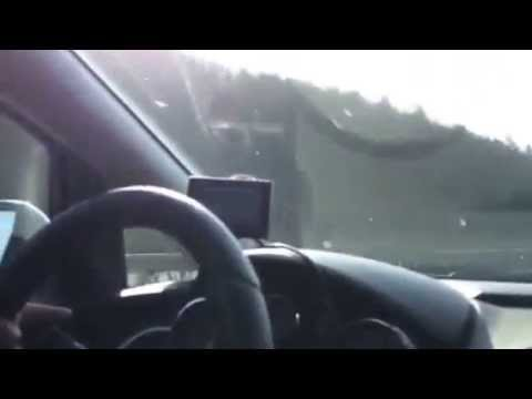 Fast and Furious driving on German motorways