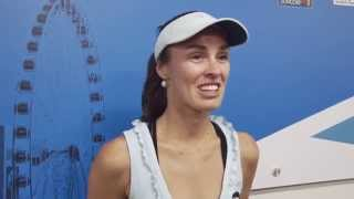 getlinkyoutube.com-10 questions with... Martina Hingis - Brisbane International 2015