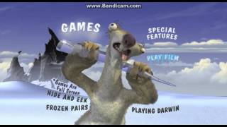 getlinkyoutube.com-Ice Age 2002 DVD Menu Walkthrough