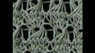 getlinkyoutube.com-Knitted Broomstick Lace