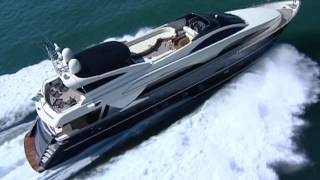 "getlinkyoutube.com-Promo ""Yacht Riva 115 Athena"""