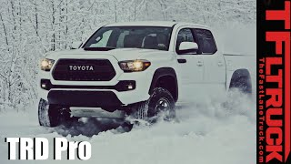 2017 Toyota Tacoma TRD Pro: Everything You Ever Wanted to Know