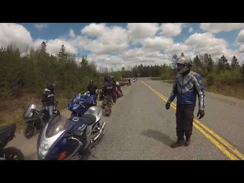 2013 Spring Group Ride - Part 1