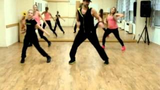 getlinkyoutube.com-Zumba Farruko - Sunset ft. Shaggy, Nicky Jam - Choreography LopDance