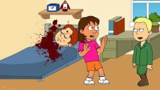 getlinkyoutube.com-Dora kills Italy and gets grounded for life