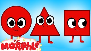 getlinkyoutube.com-My Magic Shapes! Learn Shapes (2 hour compilation) kids education with My Magic Pet Morphle