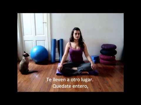 Ejercicios de Yoga para dolor de cuello