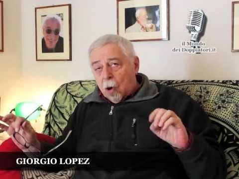 Intervista a GIORGIO LOPEZ (2012) | ilmondodeidoppiatori.it